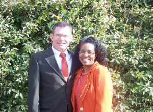 Reverends Steven and Deborah Serfoss